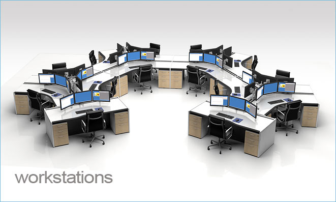 Office Furniture & Work Station's
